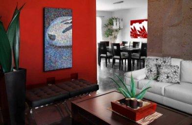 Красная гостиная 7