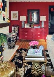 Красная гостиная 18