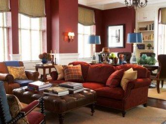 Красная гостиная 11