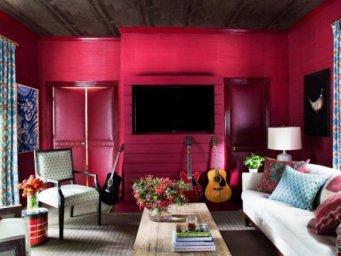 Красная гостиная 12