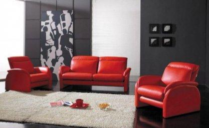Красная гостиная 6