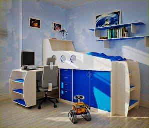 ліжко-для-хлопчика-фото-3