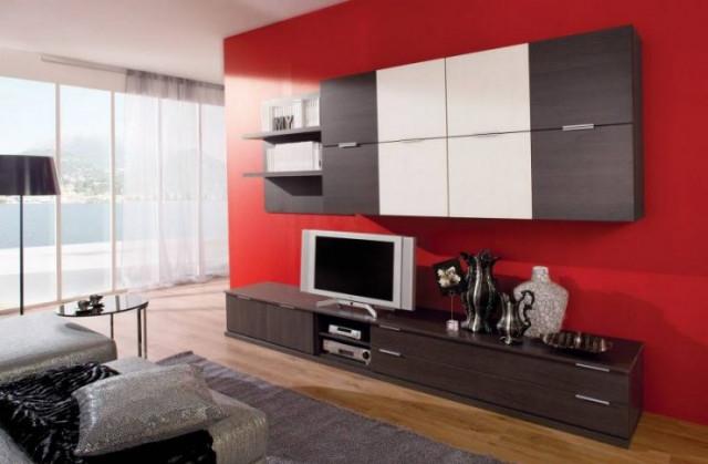 Красная гостиная 4