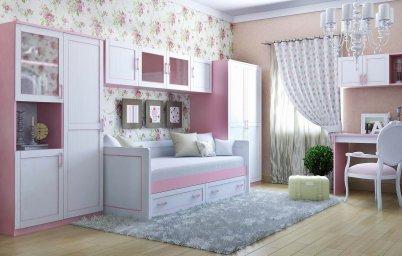 ліжко-для-дівчинки-фото-2