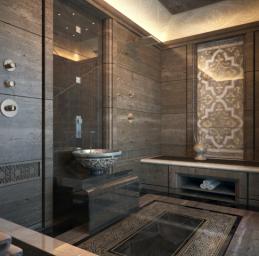 Турецкая баня 11