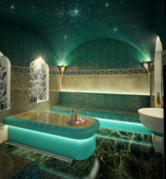 Турецкая баня 6