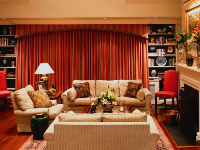 Красная гостиная 3