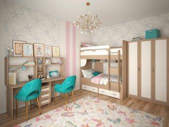 ліжко-для-дівчинки-фото-7